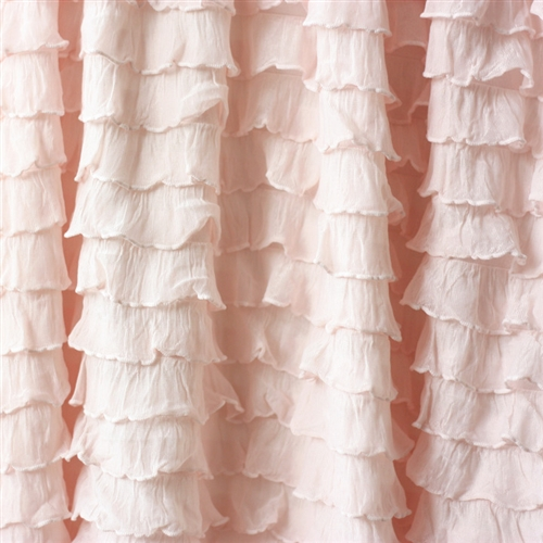 Image Result For Pink Ruffle Curtains100
