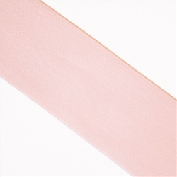 "Blush Elastic, 2 1/4"" Wide"