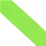 "Highlighter Green Elastic, 1 1/2"" Wide"