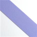 "Light Purple Elastic, 1 1/2"" wide"