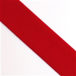 "Red Elastic, 1 1/2"" wide"