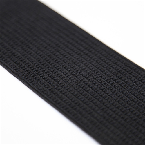 Black Luxe Elastic
