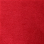 Cherry Red Polyester Shantung