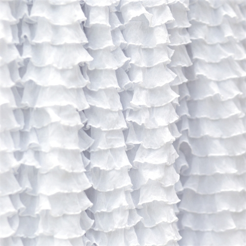 White Ruffles